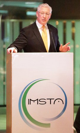 IMSTA Annual Conference.
