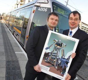 Luas Art Competition Photo.