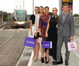 Luas Fashion Show PR.