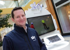 Sky Digital Staff Photo.
