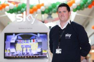 Sky Digital Staff Ireland.