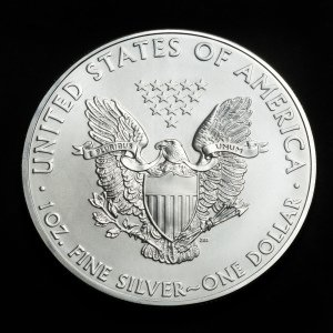 Coin Photograph, Product Photography.