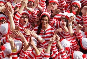 Glenda Gilson, Where's Wally.