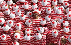Where's Wally SPWC.