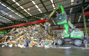 Oxigen Environmental Waste Recycling Facility.