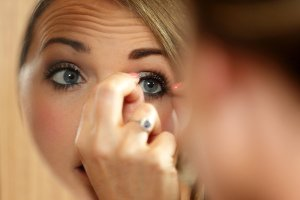 Bridal Makeup Photograph.