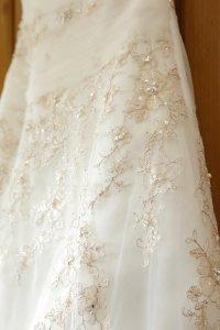 Wedding Dress Photograph.