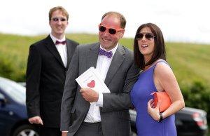 Guests at Wedding, Social Photography.