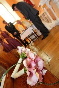 Bridal Flowers Photograph.