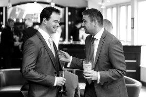 Social Photograph of Guests at wedding.