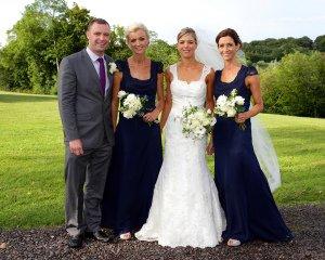 Wedding Formal Group Photo.